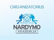 Organizatorius: Nardymo akademija
